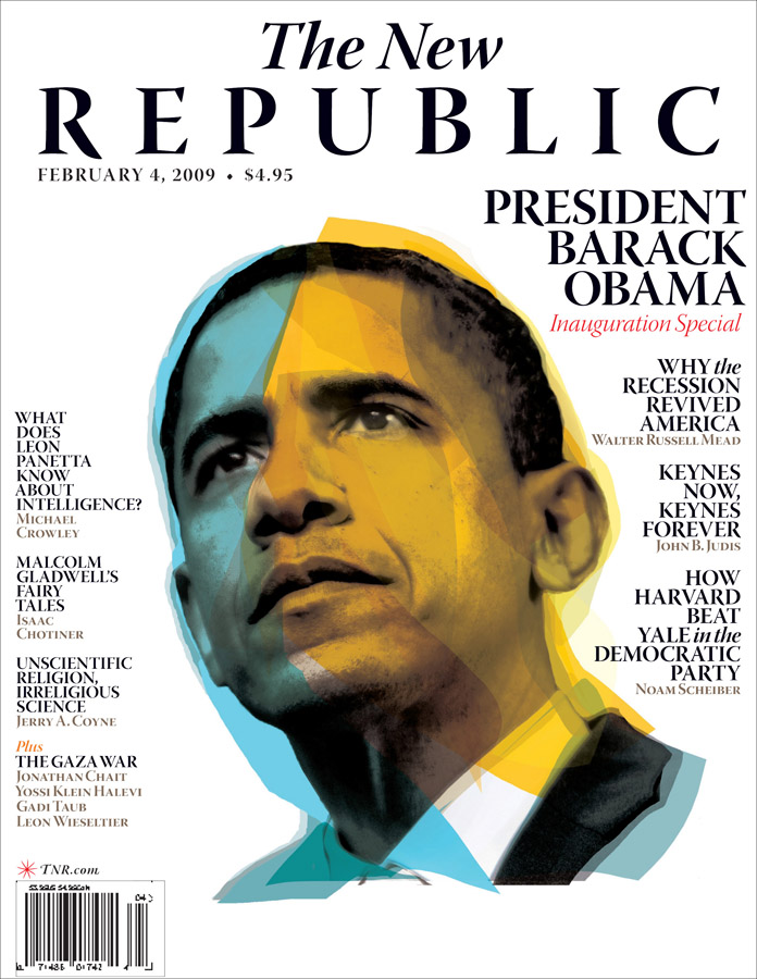 A Brief History of The New Republic: From Lippmann to