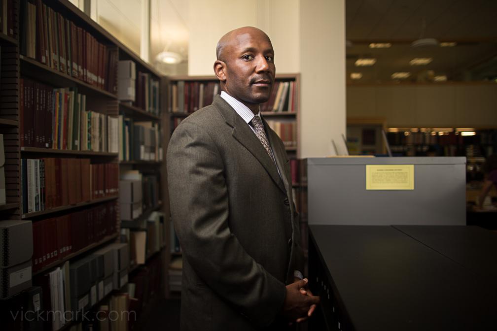 MIT Historian Craig Wilder