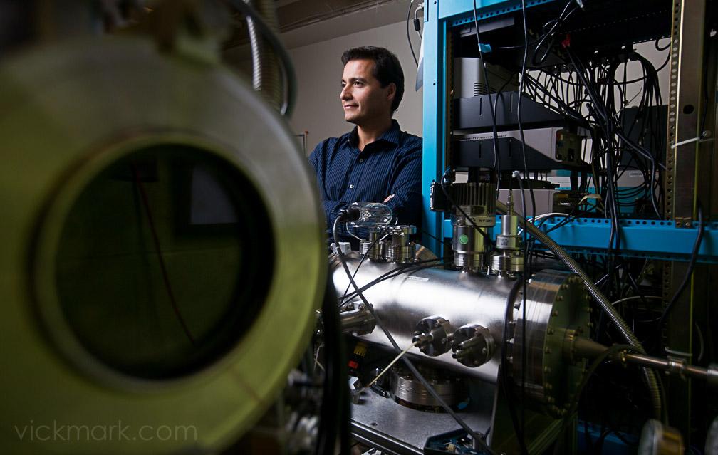 Paulo Lozano, Associate Professor of Aeronautics and Astronautics at MIT