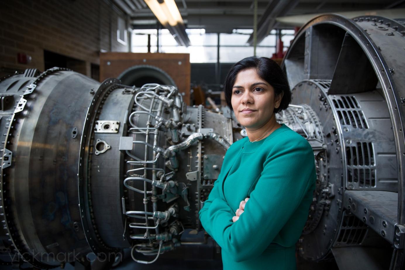 Hamsa Balakrishnan MIT Professor